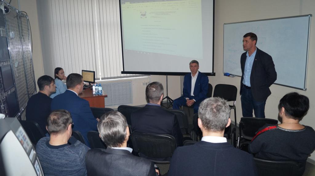 Прошло очередное заседание членов Ассоциации КЦ РОС Пермского края