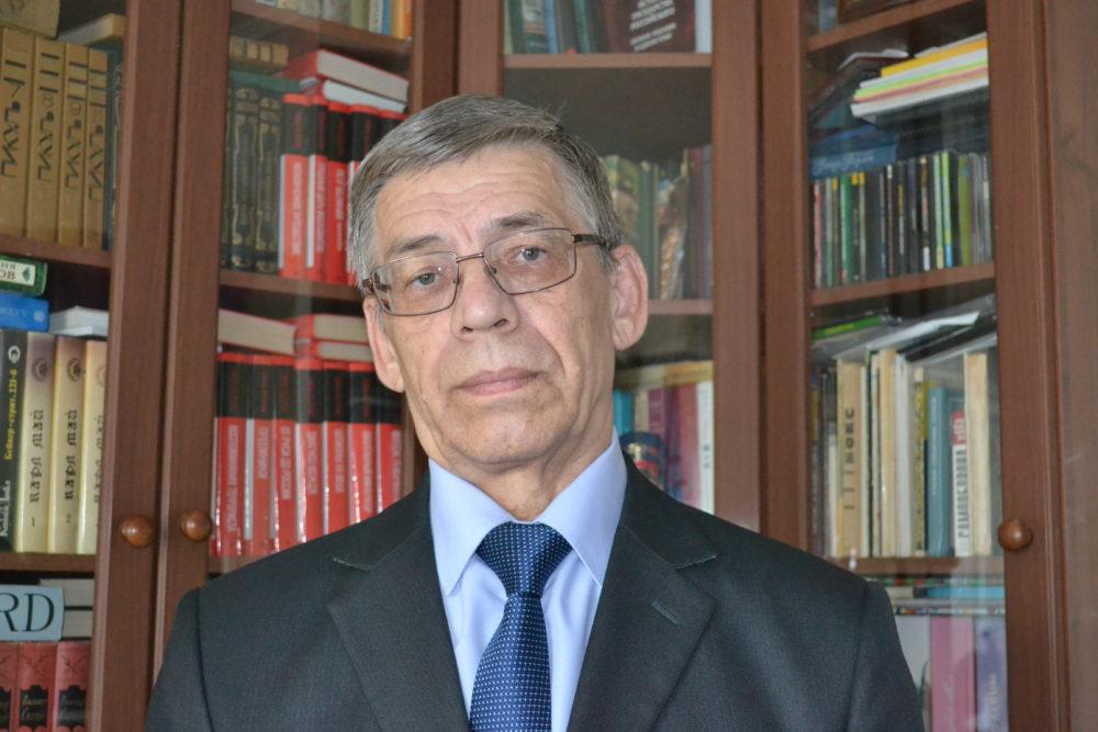 Сергей Георгиевич Булдырев